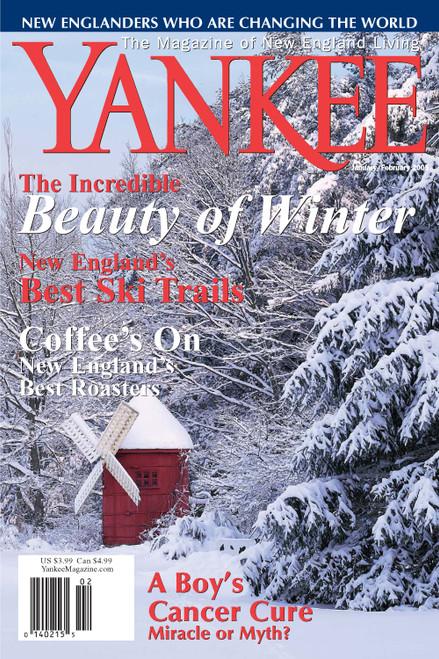 Yankee Magazine January/February 2005 (PDF Download)