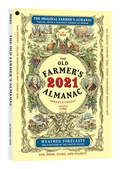 The 2021 Old Farmer's Almanac