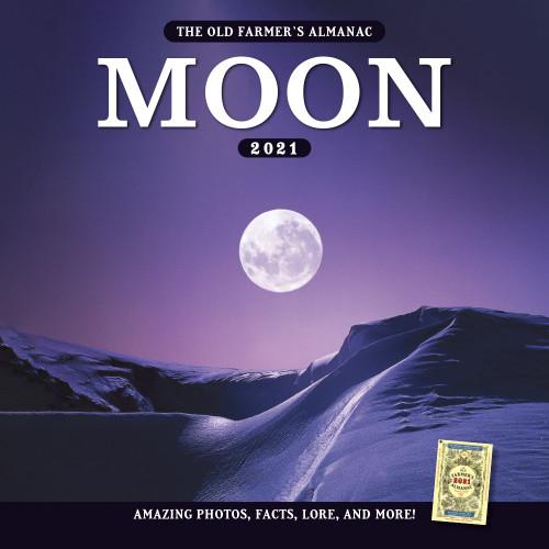 2021 Old Farmer's Almanac Moon Calendar