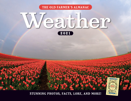 2021 Old Farmer's Almanac Weather Watcher's Calendar