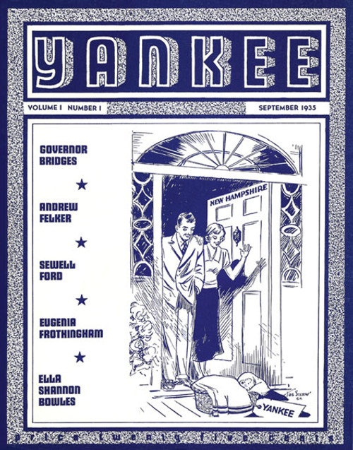 Yankee's First Issue - Sept 1935 (PDF Download)
