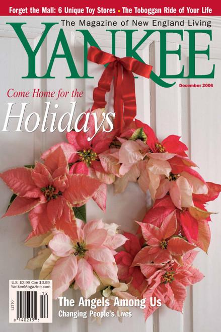 Yankee Magazine December 2006 (PDF Download)