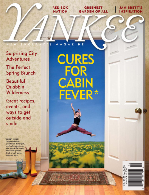 Yankee Magazine March/April 2007 (PDF Download)