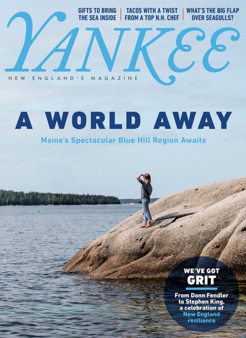 Yankee Magazine Jul/Aug 2020 (Print Edition)