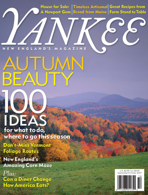 Yankee Magazine September/October 2007 (PDF Download)