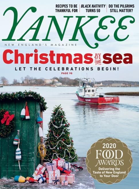 Yankee Magazine Nov/Dec 2020 (Print Edition)