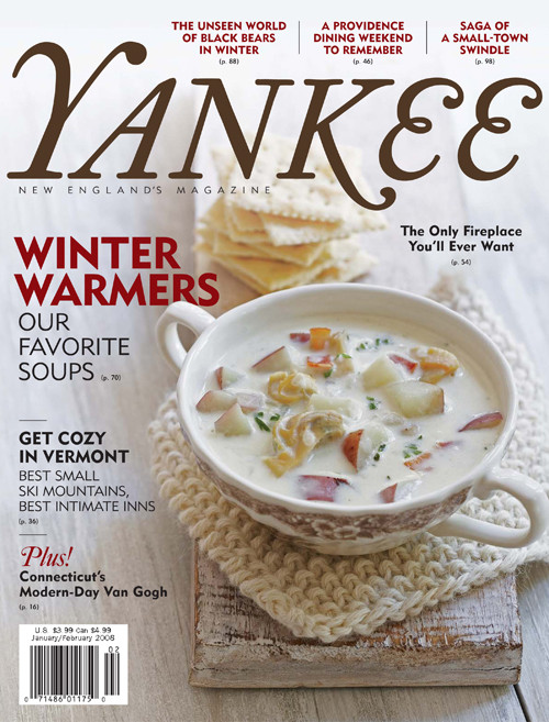 Yankee Magazine January/February 2008 (PDF Download)