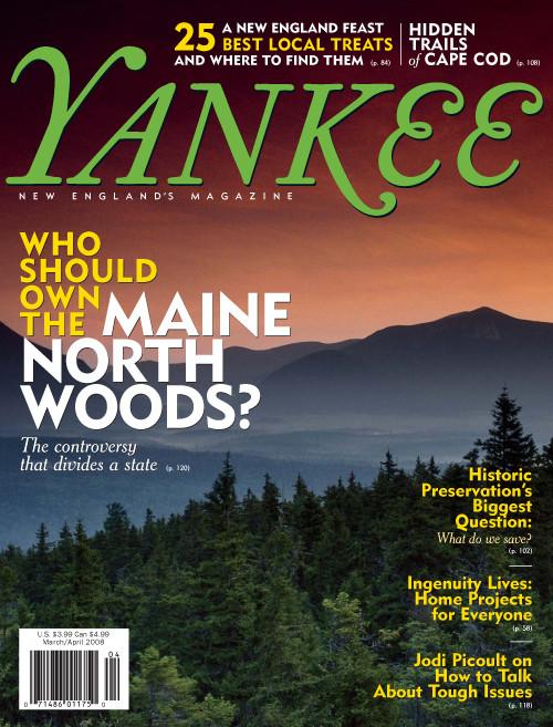 Yankee Magazine March/April 2008 (PDF Download)