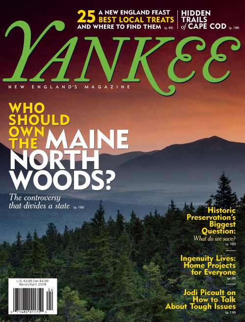 Yankee Magazine March/April 2008 (PDF Download)