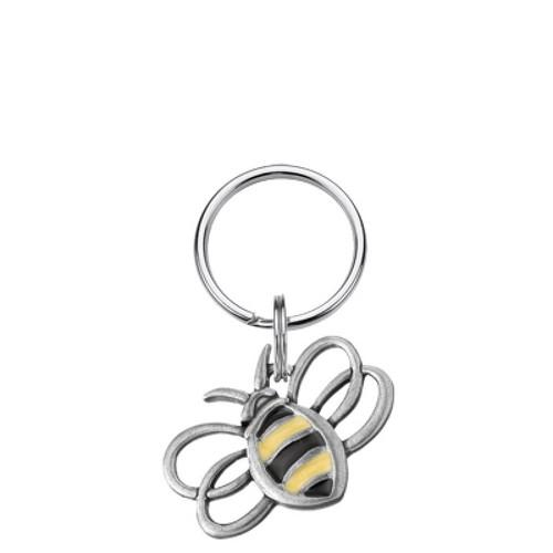 Danforth Pewter Bumblebee  Keyring
