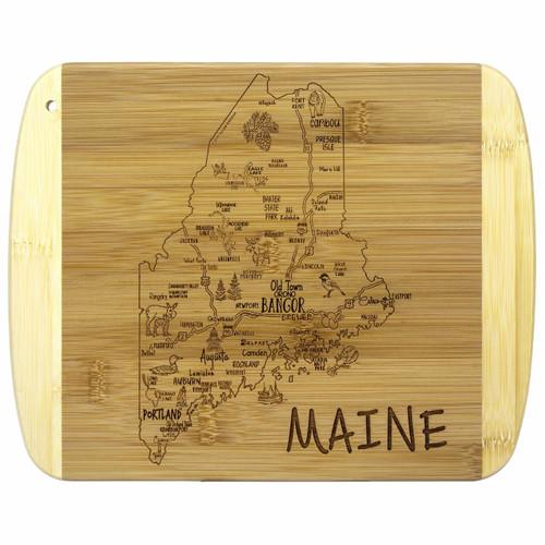 Slice of Life Maine Cutting Board