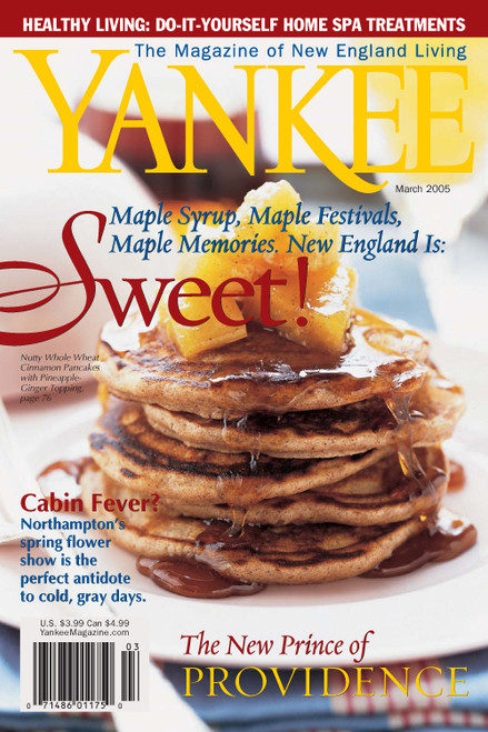 Yankee Magazine March 2005 (PDF Download)