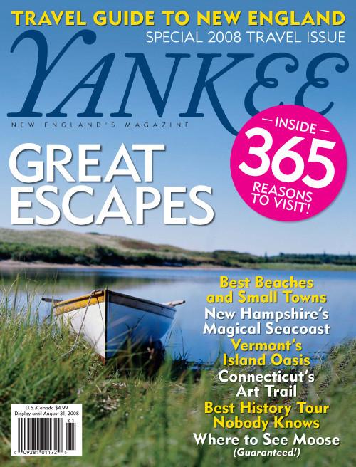 Yankee Magazine May/June 2008 (PDF Download)