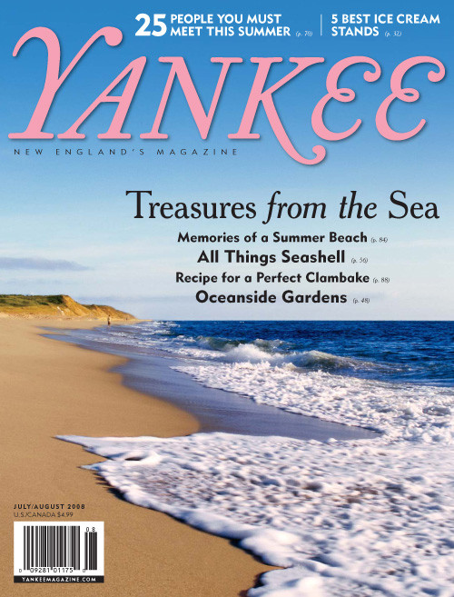Yankee Magazine July/August 2008 (PDF Download)