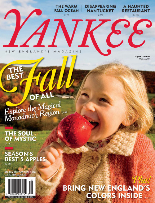 Yankee Magazine September/October 2008 (PDF Download)