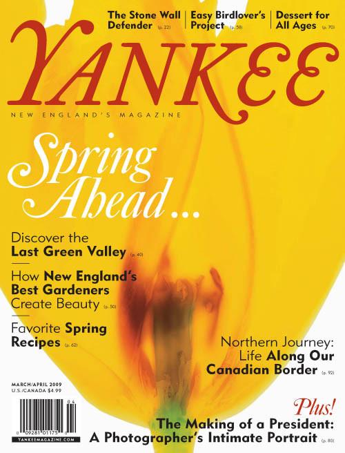 Yankee Magazine March/April 2009 (PDF Download)