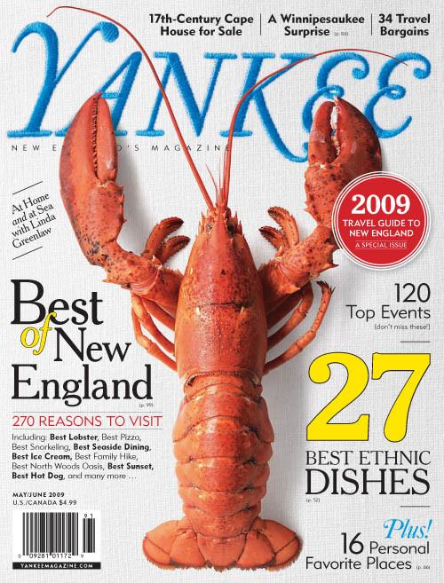 Yankee Magazine May/June 2009 (PDF Download)