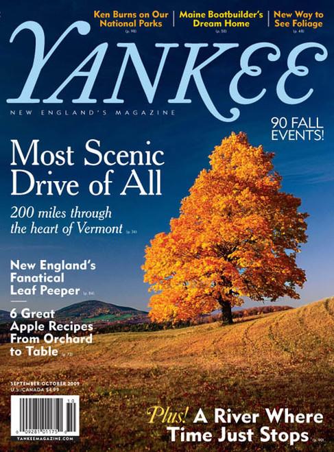 Yankee Magazine September/October 2009 (Online Edition)