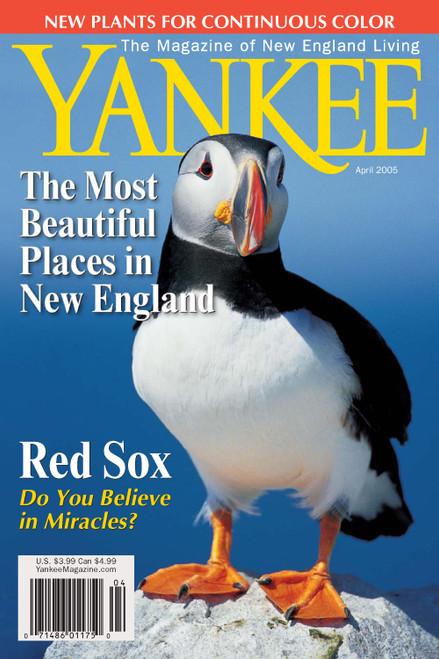 Yankee Magazine April 2005 (PDF Download)