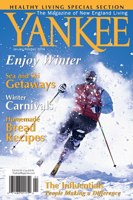 Yankee Magazine January/February 2004 (PDF Download)