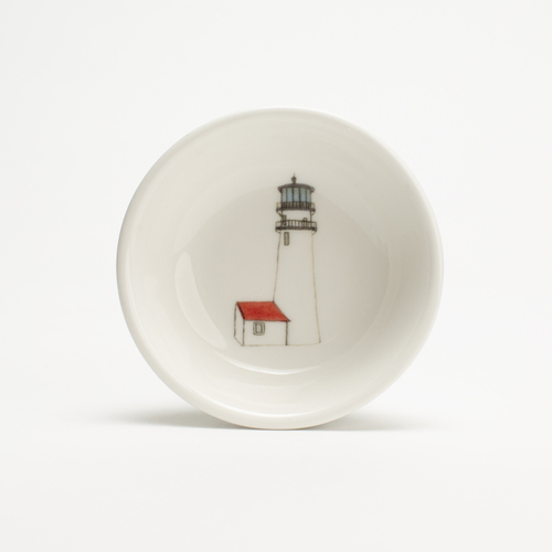 Cape Cod Lighthouse Tasting Bowl