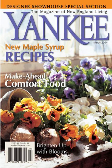 Yankee Magazine March 2004 (PDF Download)