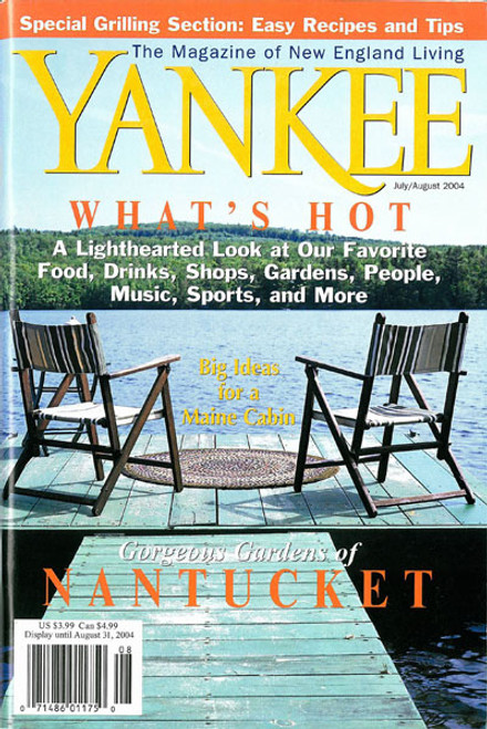 Yankee Magazine July/August 2004 (PDF Download)