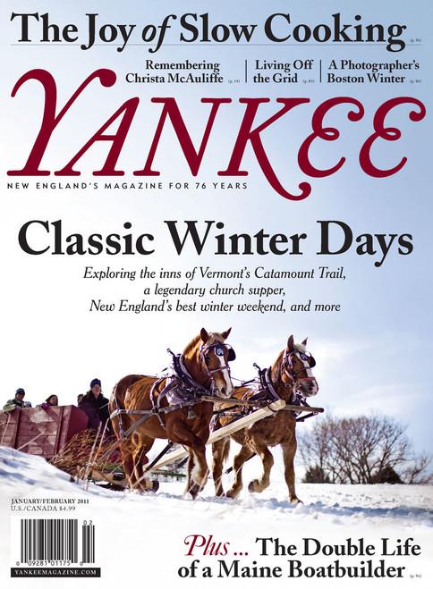 Yankee Magazine January/February 2011 (Online Edition)