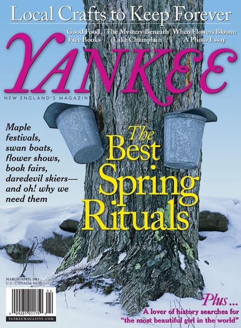 Yankee Magazine March/April 2011 (Online Edition)