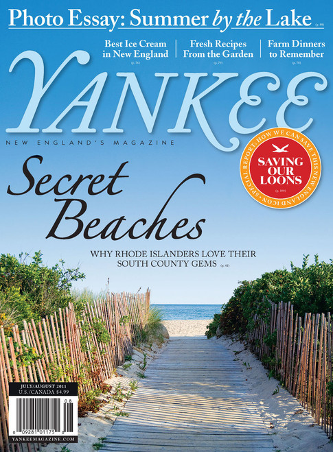Yankee Magazine July/August 2011 (Online Edition)