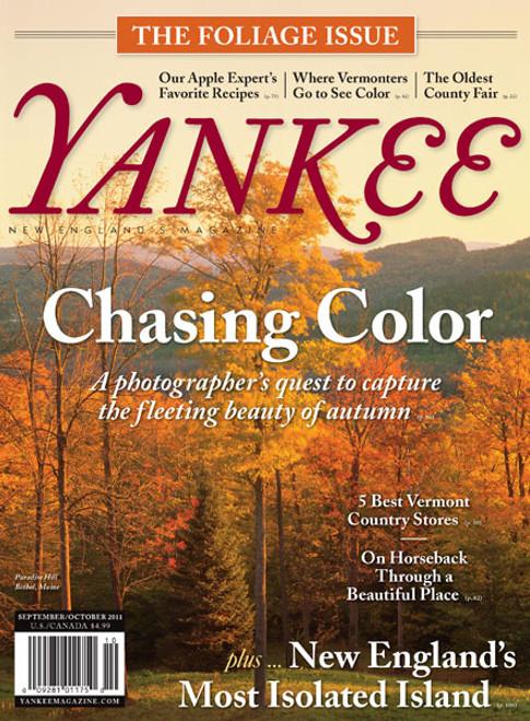 Yankee Magazine September/October 2011 (Online Edition)