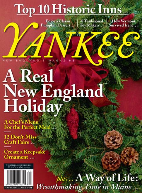 Yankee Magazine November/December 2011 (Online Edition)