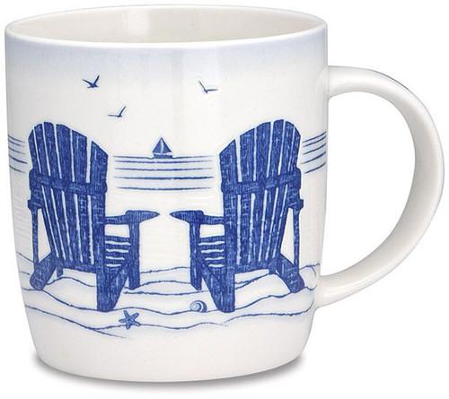 Adirondack Chair Atlantic Mug