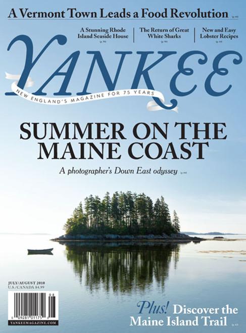 Yankee Magazine July/August 2010 (Online Edition)