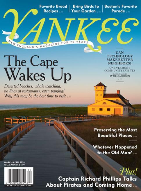 Yankee Magazine March/April 2010 (Online Edition)