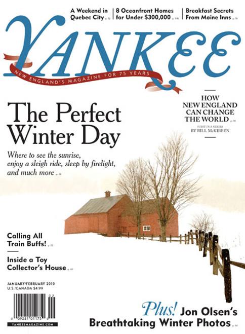 Yankee Magazine January/February 2010 (Online Edition)