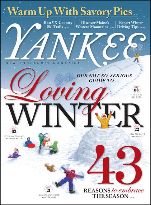 Yankee Magazine January/February 2012 (Online Edition)