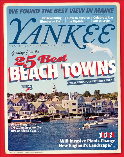 Yankee Magazine July/August 2012 (Online Edition)