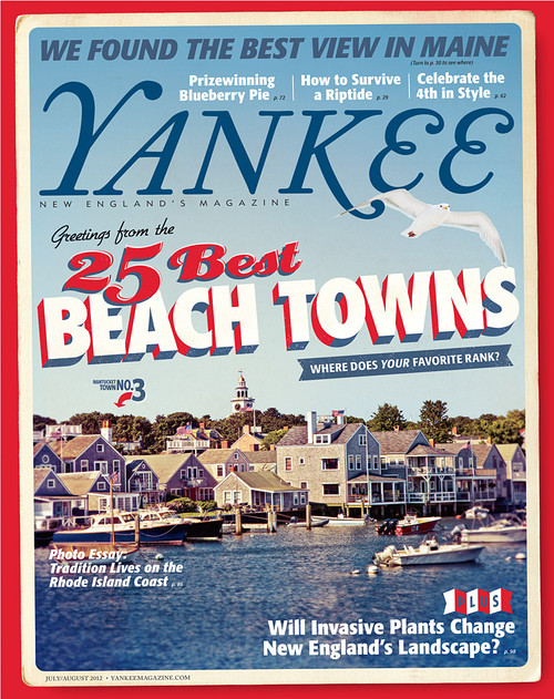 Yankee Magazine July/August 2012 (Online Edition)