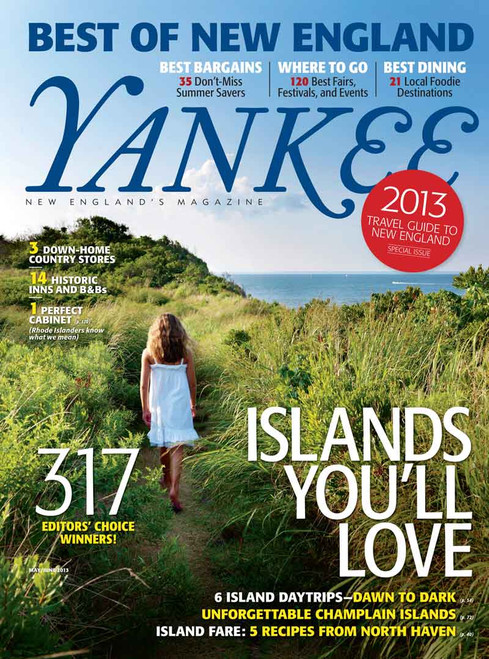 Yankee Magazine May/Jun 2013  (Online Edition)