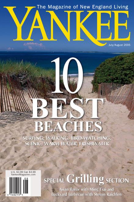 Yankee Magazine July/August 2005 (PDF Download)
