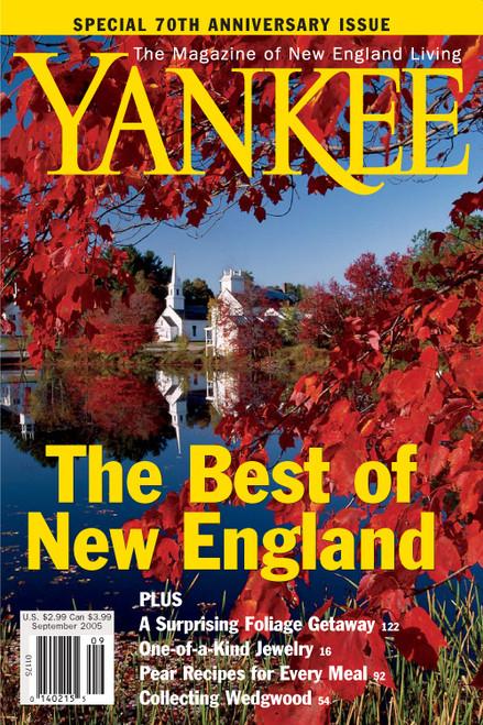 Yankee Magazine September 2005 (PDF Download)