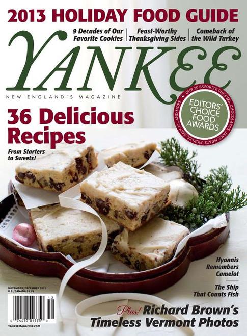 Yankee Magazine Nov/Dec 2013 (Online Edition)