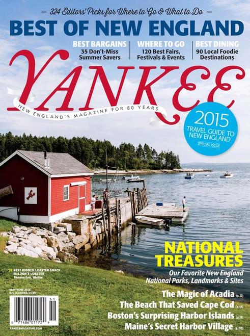 Yankee Magazine May/Jun 2015 (Online Edition)