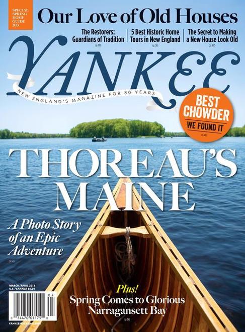 Yankee Magazine Mar/Apr 2015 (Online Edition)
