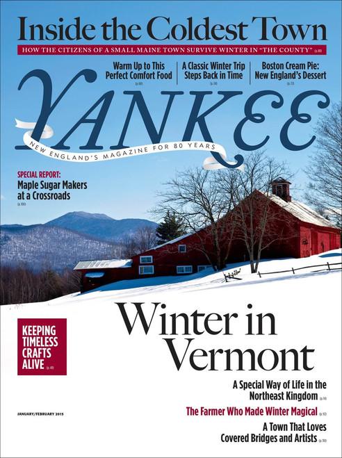 Yankee Magazine Jan/Feb 2015 (Online Edition)
