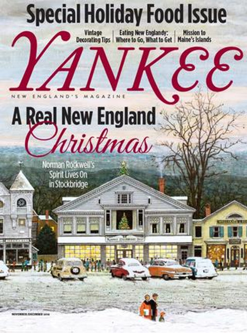 Yankee Magazine Nov/Dec 2014 (Online Edition)