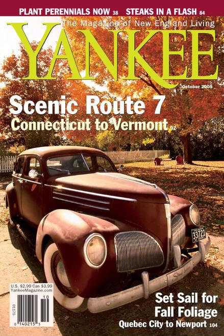Yankee Magazine October 2005 (PDF Download)