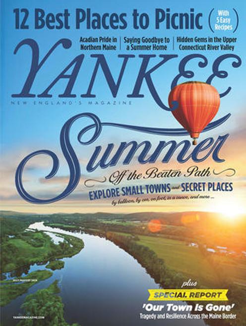 Yankee Magazine Jul/Aug 2014 (Online Edition)