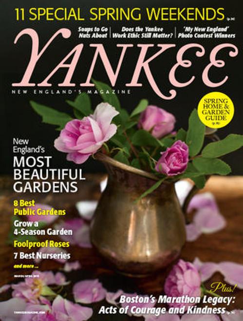 Yankee Magazine Mar/Apr 2014 (Online Edition)